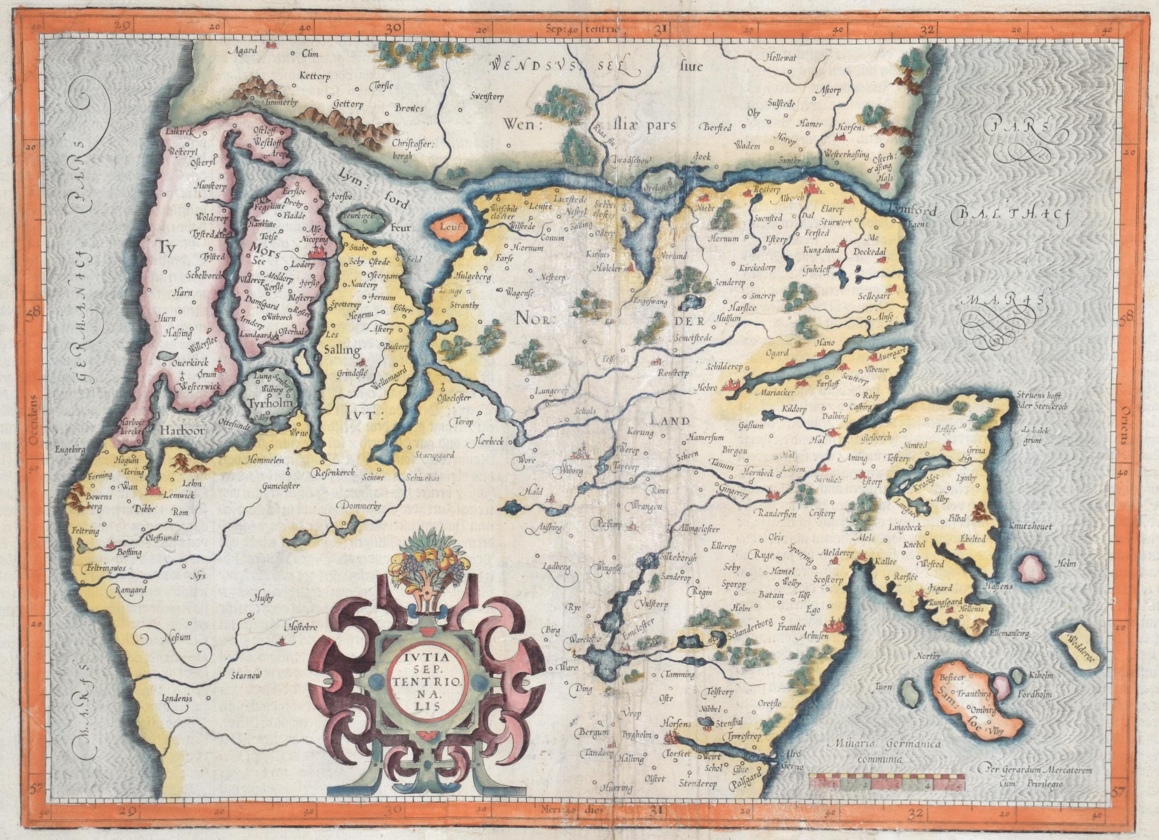 Mercator Gehard Jutia septentrionalis