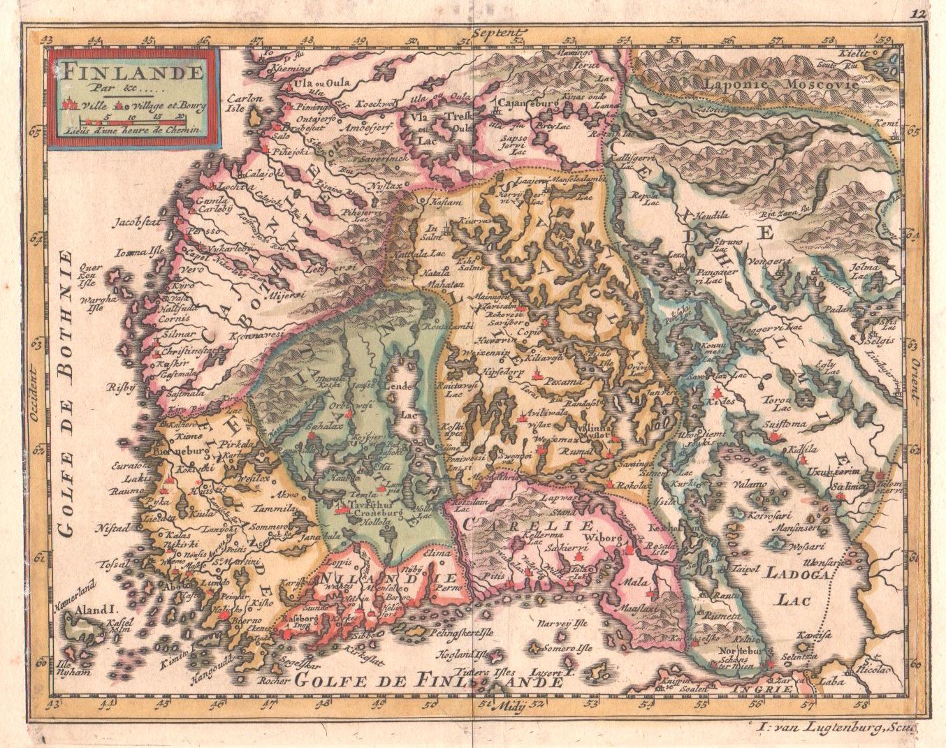 Lugtenburg I. van Finlande