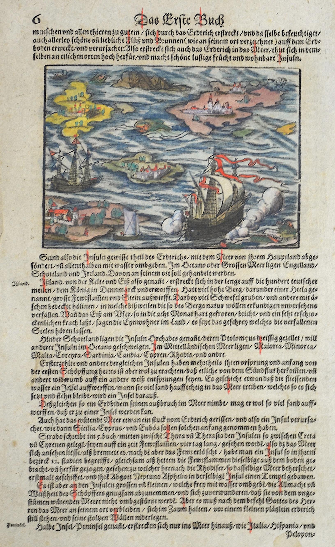 Münster Sebastian Das Erste Buch / Ißland