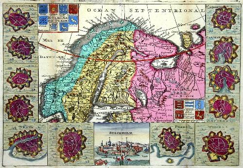 Anonymus  Royaume de Suede