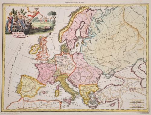 Giraldon  Europe ancienne.