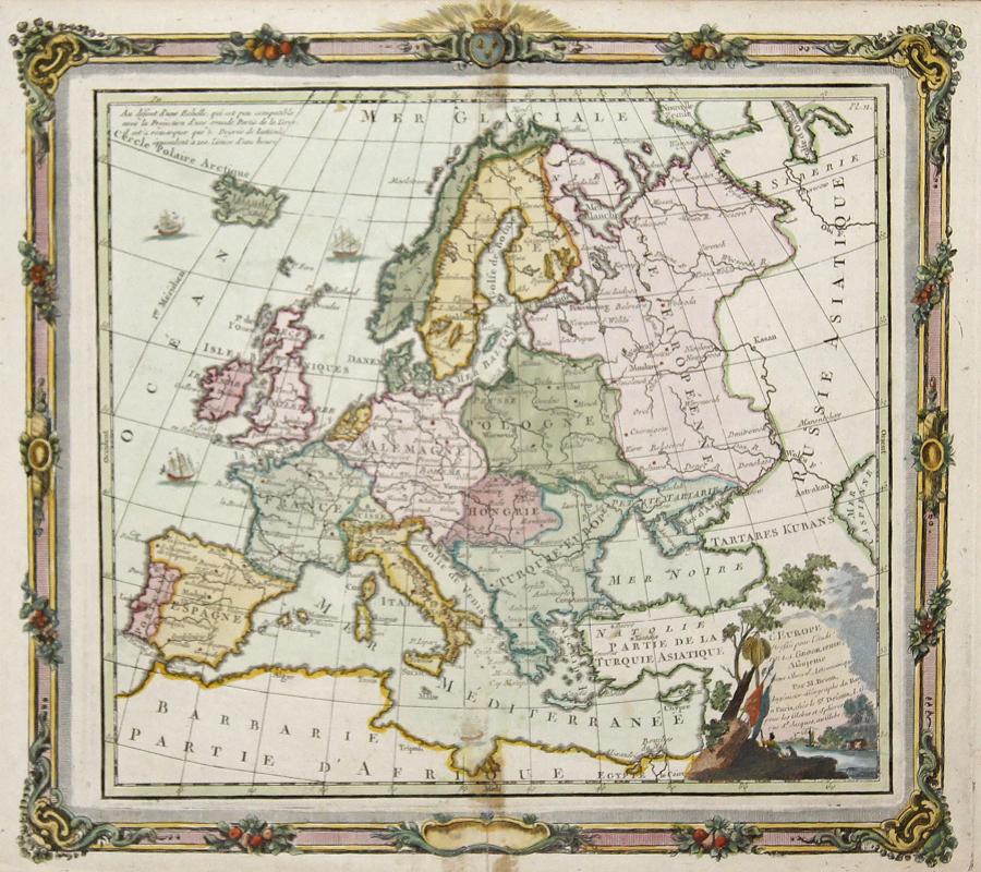 Brion de la Tour/ Desnos L./ L.C. L'Europe