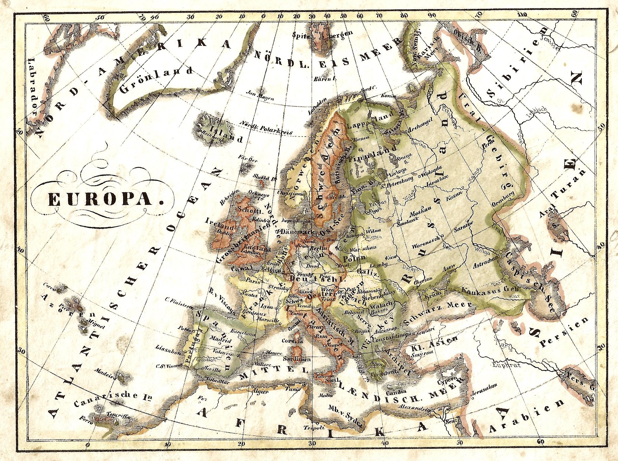 Anonymus  Europa.