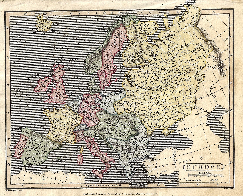 Sherwood/Neely & Jones  Europe.