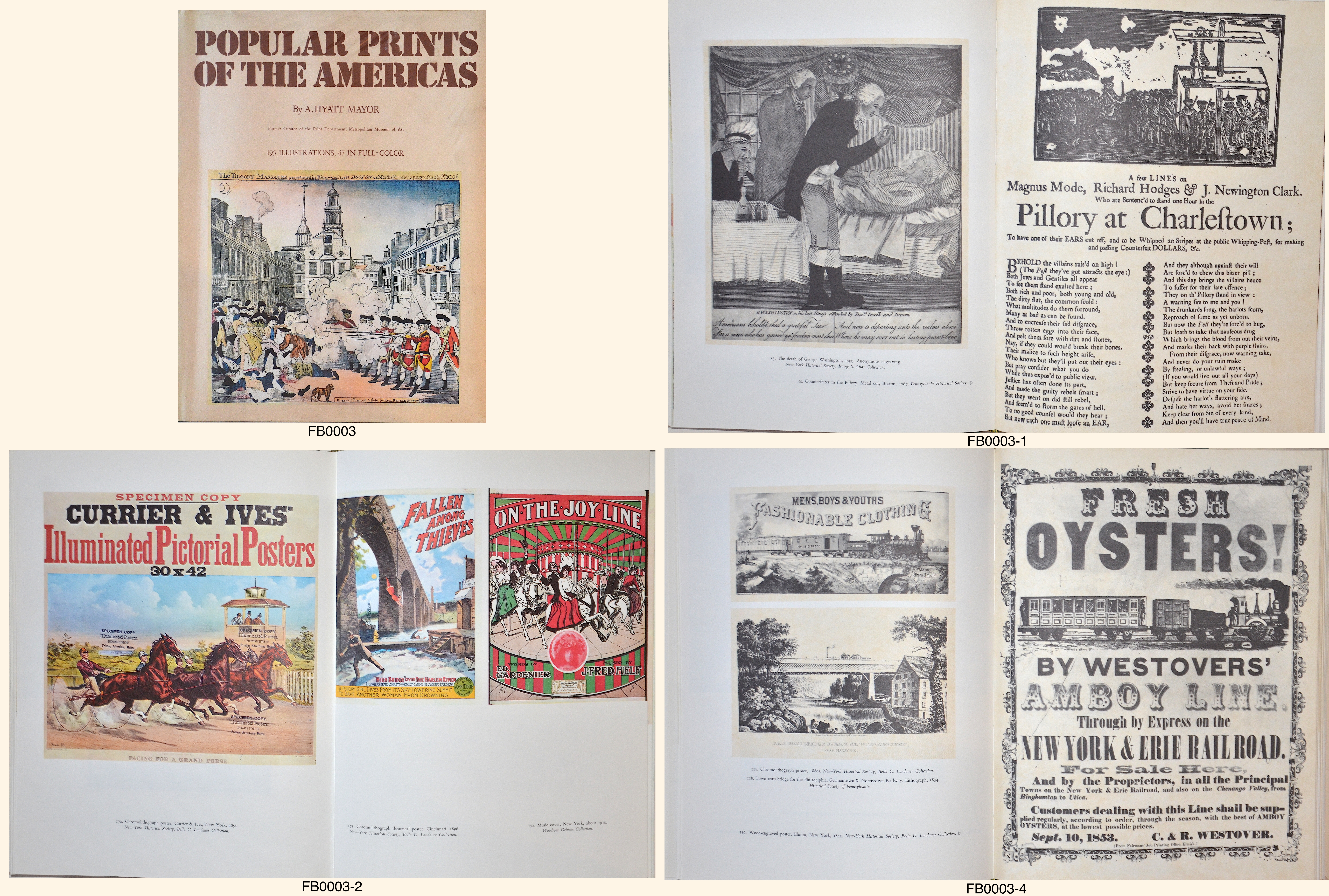 Crown Publishers, Inc.  Popular Prints of the Americas