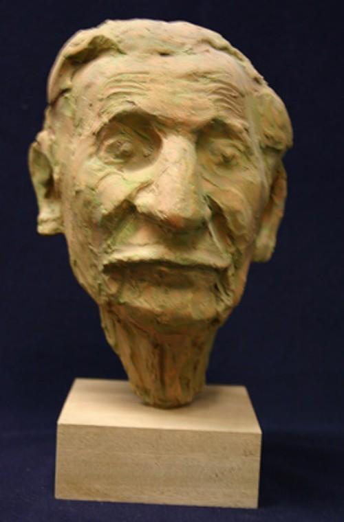 Shimanovski Alexandr Portrait von Professor Jurtschenko/ Portrait of Professor Jurtschenko