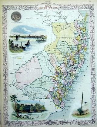 Tallis John New South Wales