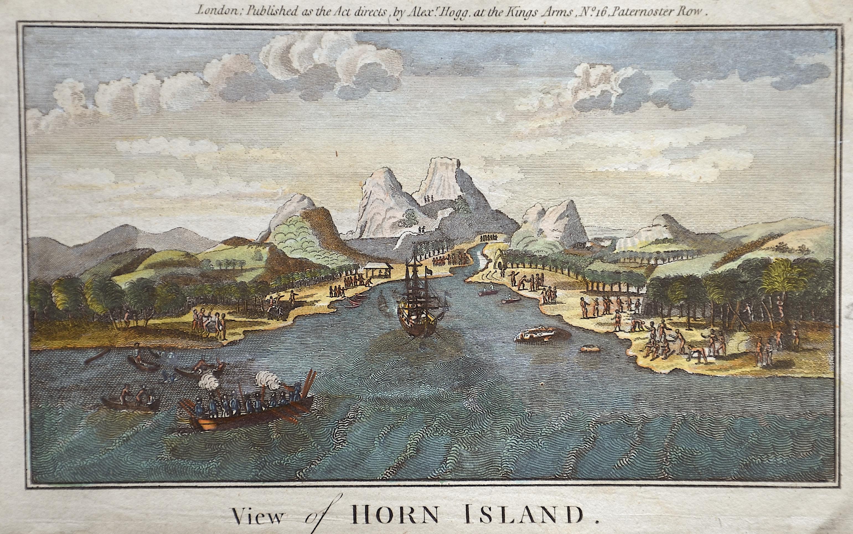 Hogg  View of Horn Island.