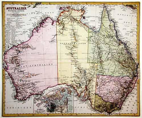 Petermann A. Australien