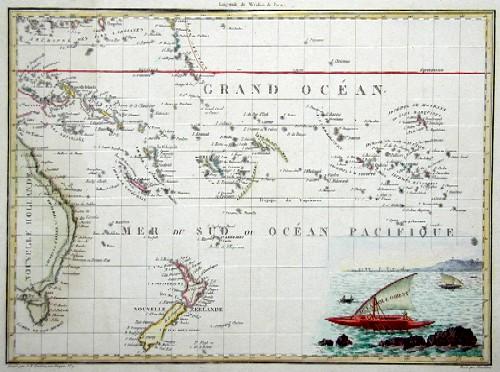 Tardieu  Ozeanique orient