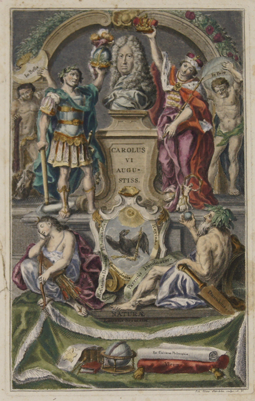 Störcklin Johann Heinrich Carolus VI Augustiss.