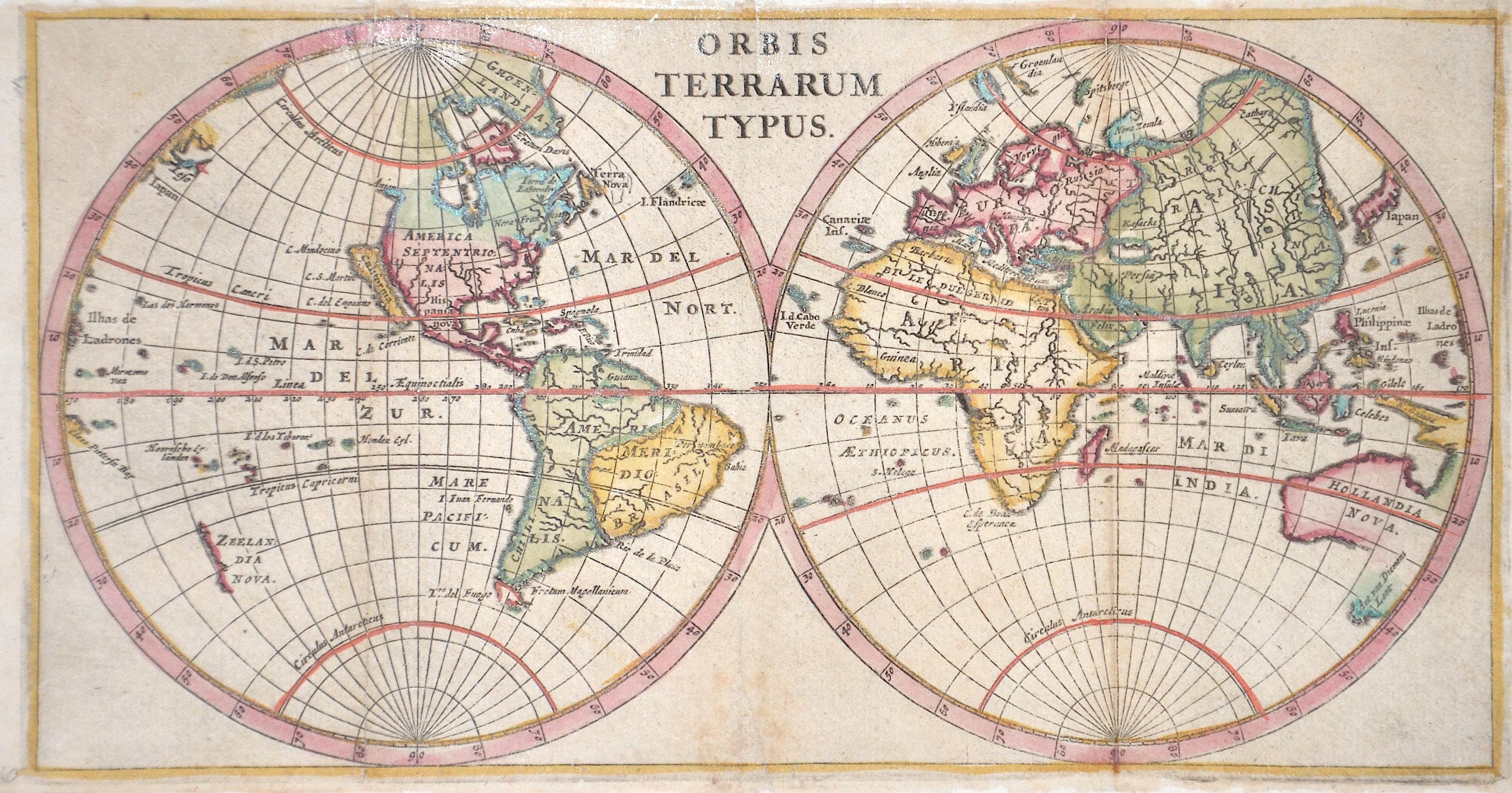 Anonymus  Orbis Terrarum Typus