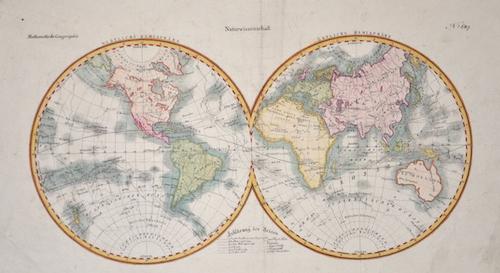 Anonymus  Westliche Hemisphäre/ östliche Hemisphäre