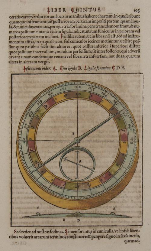 Münster Sebastian Liber Quintus