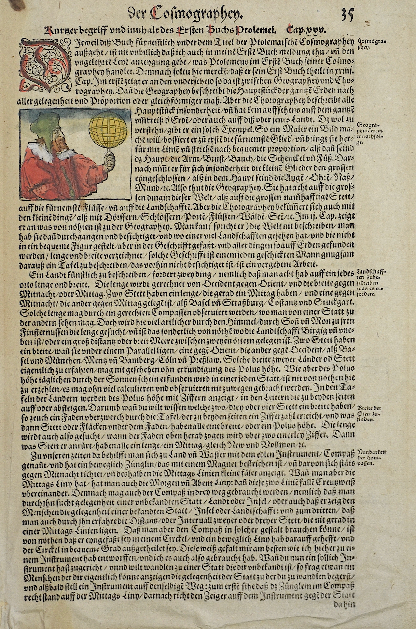 Münster Sebastian der Cosmographen.