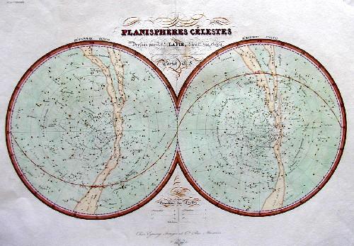 Lapie  Planespheres celestes
